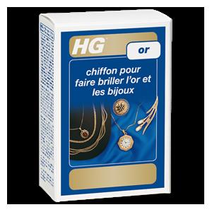 HG - Chiffon pour Faire Briller Or & Bijoux