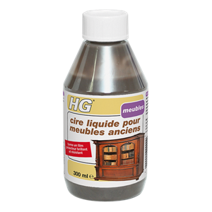 HG - Cire Liquide Meubles Anciens Brune