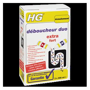 HG - Déboucheur Duo