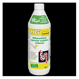 HG - Déboucheur Spécial Cuisine Naturel