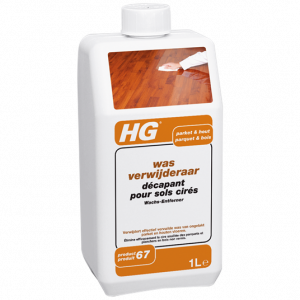 HG - Décapant Sols Cirés (Wax Remover) Produit N° 67