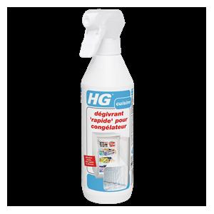 HG - Dégivrant 'Rapide' pour Congélateur